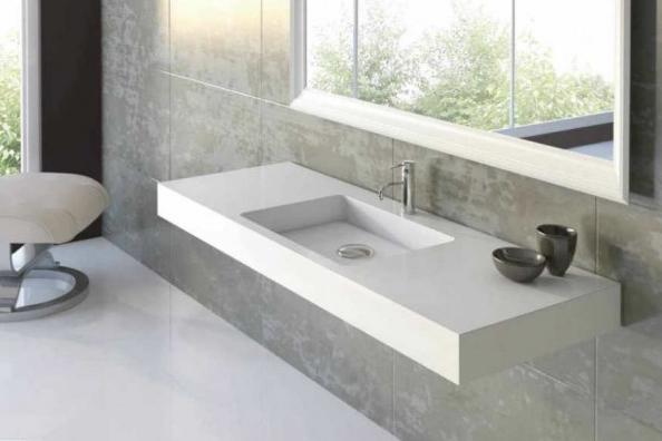 encimera baño minimal