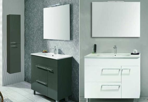 Características principales del mueble de baño Bilbao