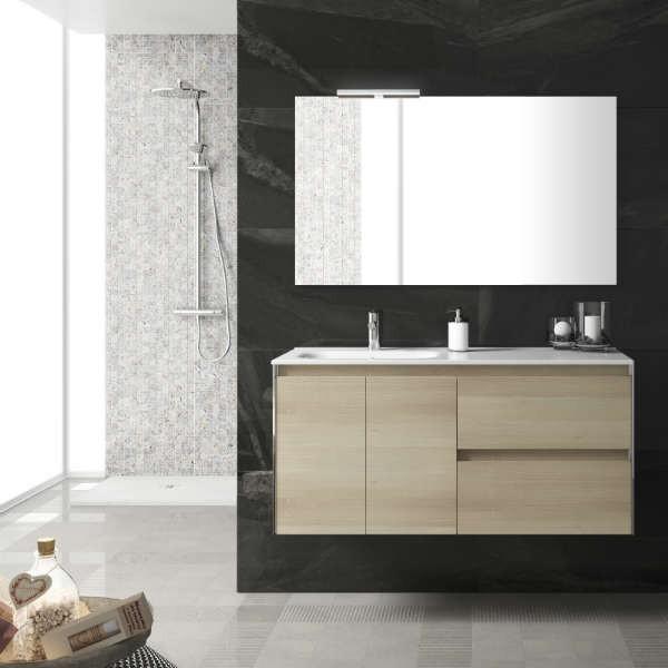 Muebles de baño modernos para cuartos de baño de diseño - Asealia