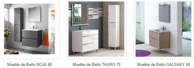 Fabricantes de Muebles de Baño en España 2016