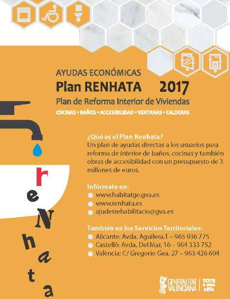 Plan Renhata 2017