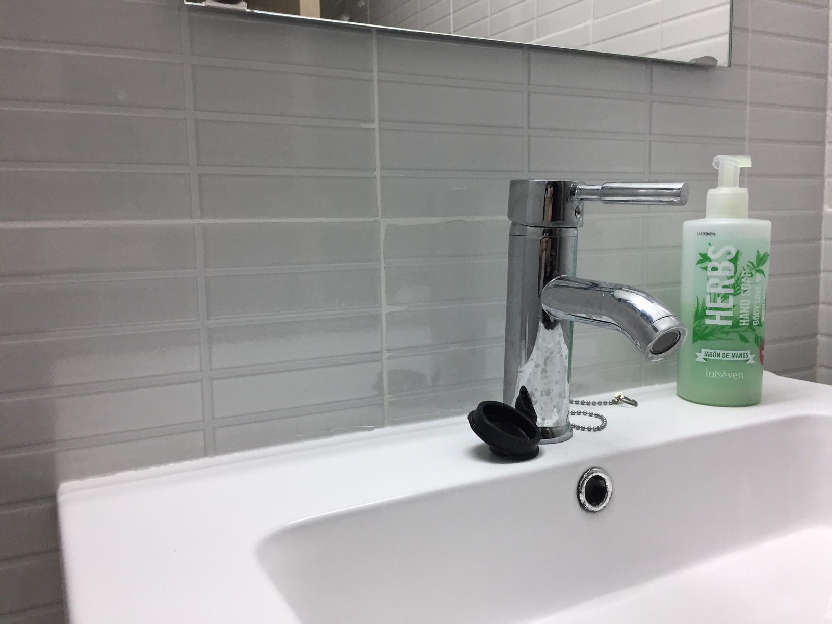 Consejos ba o como limpiar las juntas del cuarto de ba o - Limpiar juntas azulejos ducha ...