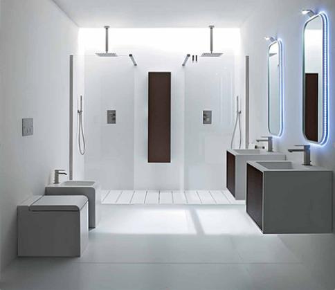 distribución de cuarto de baño para familia numerosa ...
