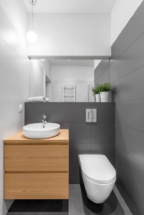 Tienes un cuarto de baño pequeño, te ayudamos a reformarlo