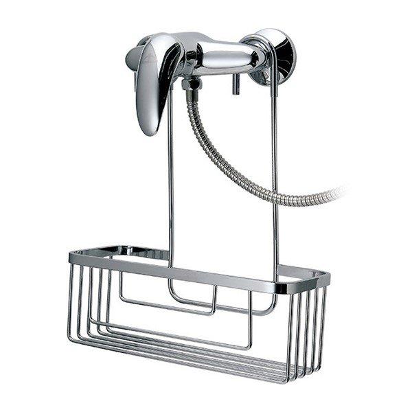 Colgador de baño para grifo