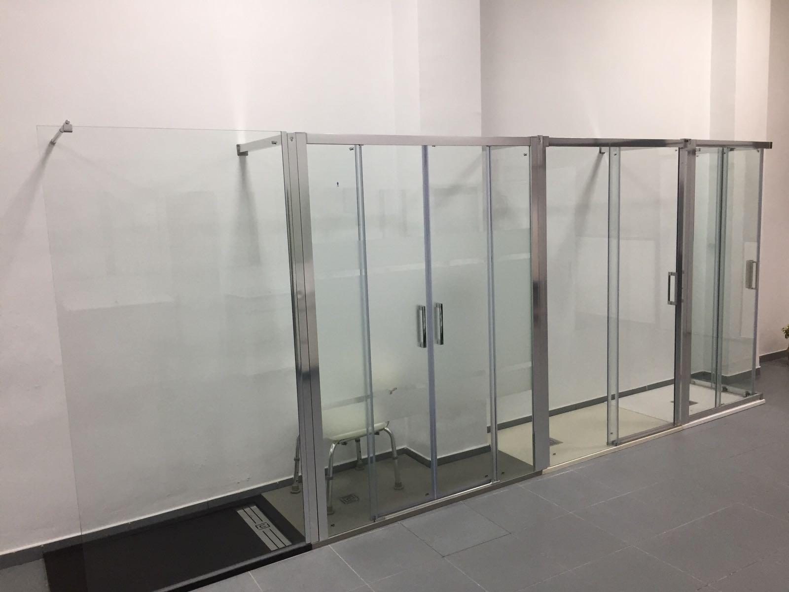 Mamparas ducha en Valencia