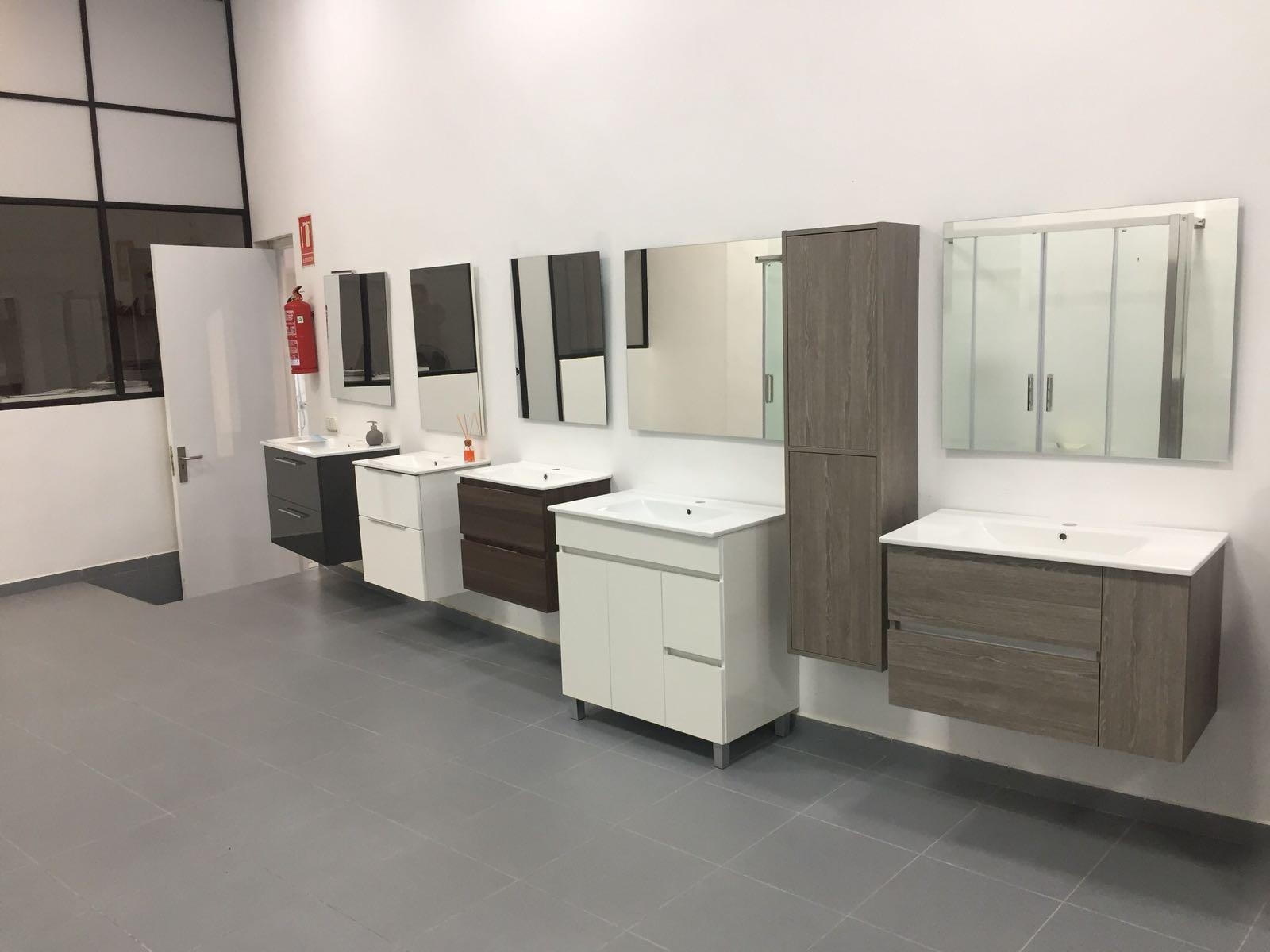 Muebles de baño Valencia modernos