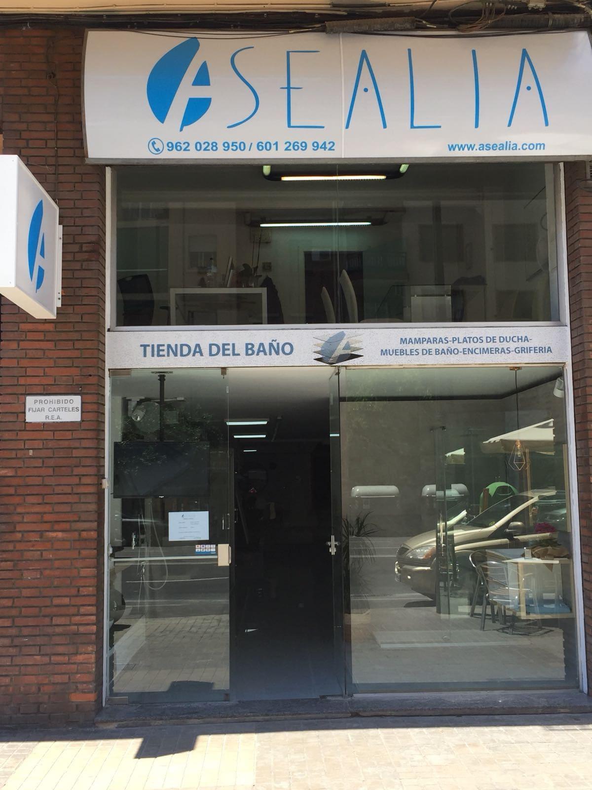 Asealia Valencia Tienda de Baño